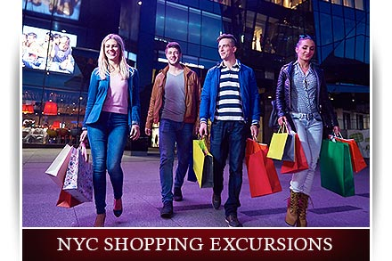 Westchester New York City Shopping Excursion Limo Services