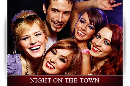 Westchester New York City Night On The Town Limo Services